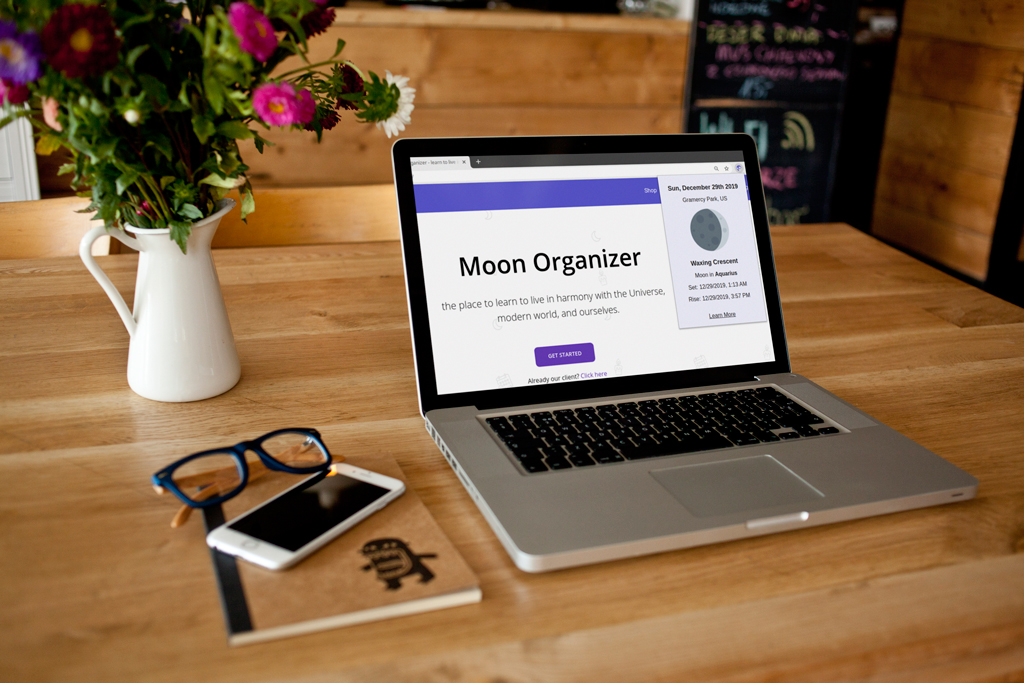 Moon Phase extension