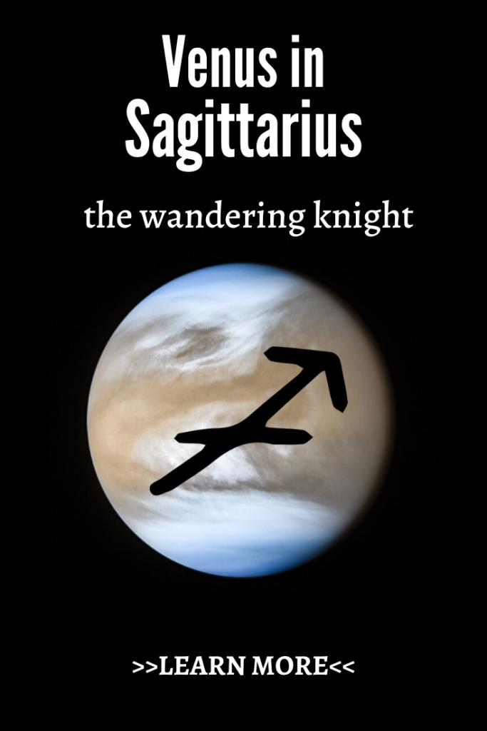 venus in sagittarius