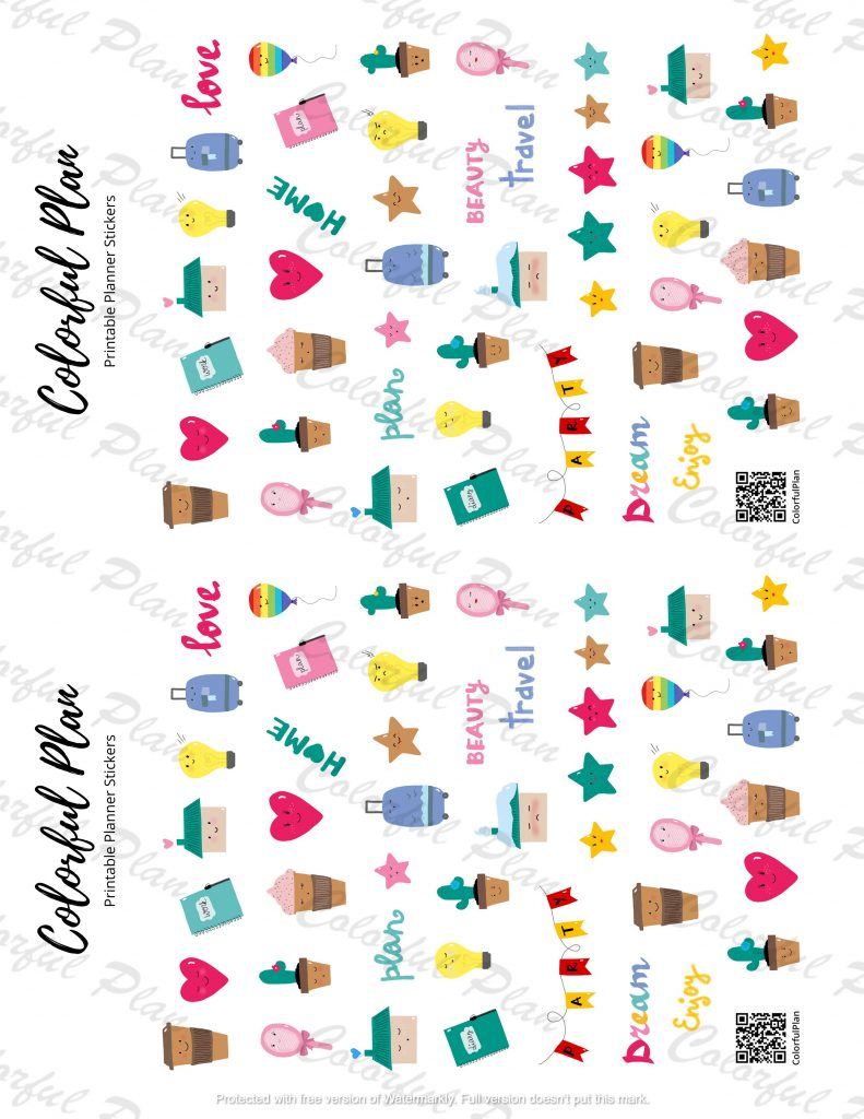 planner stickers erin condren