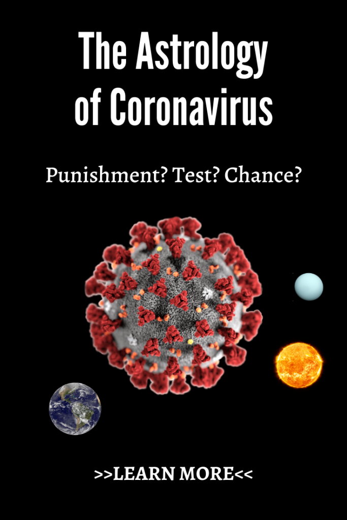 the astrology of coronavirus