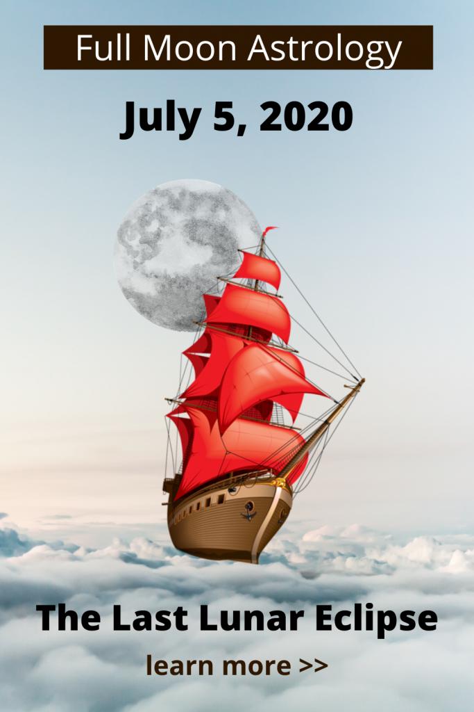 Full Moon July 5 2020