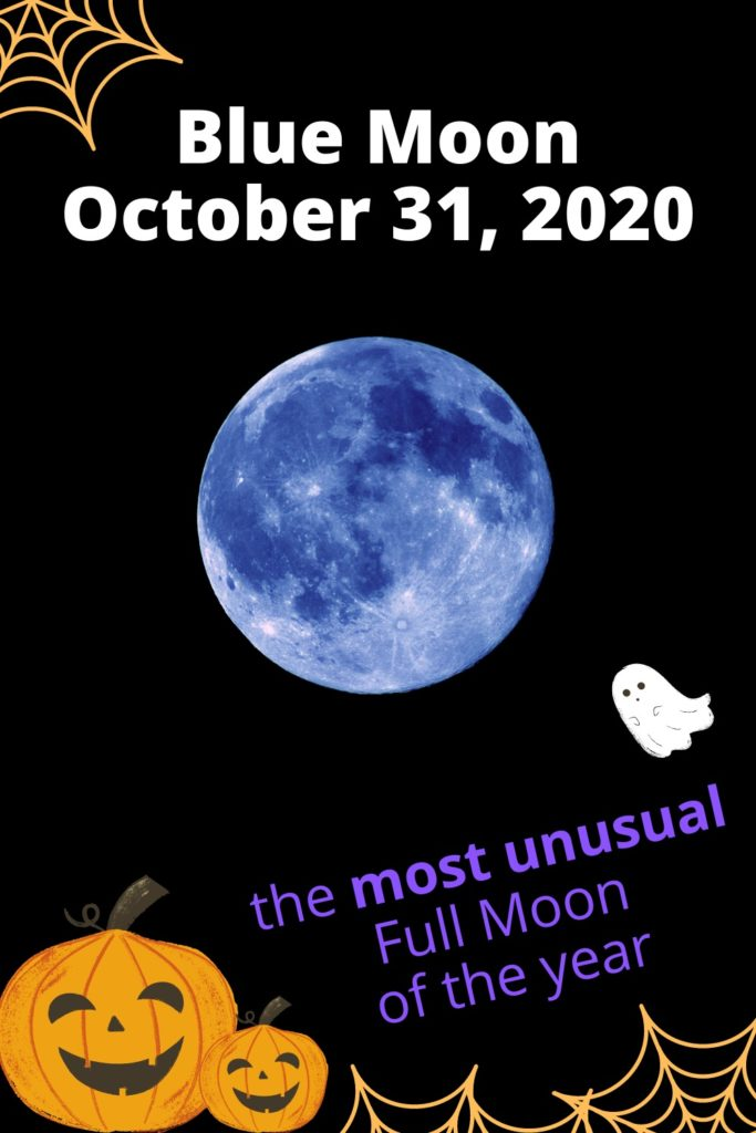 Blue Moon October 31 2020