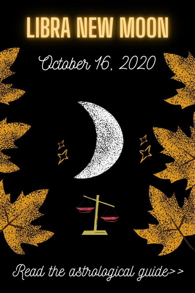 New Moon October 16 2020