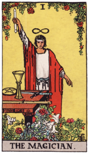 The Magician Major Arcana meaning