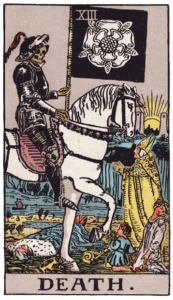 Death Major Arcana meaning