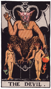 The Devil Major Arcana meaning