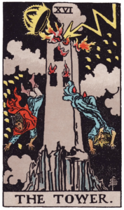 The Tower Major Arcana meaning