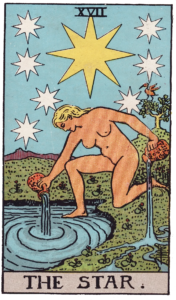 The Star Major Arcana meaning