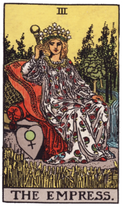 The Empress Major Arcana meaning