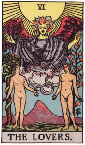 The Lovers Major Arcana meaning