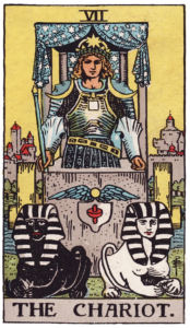 The Chariot Major Arcana meaning