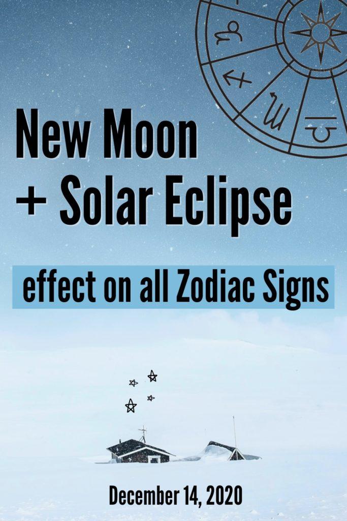 New Moon December 14 2020