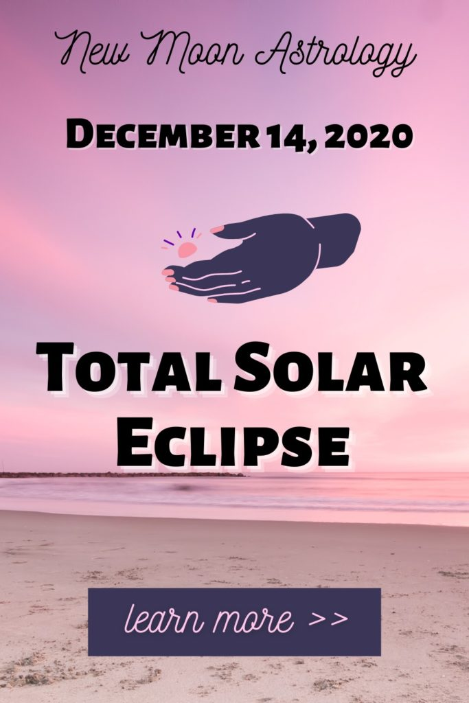 Solar Eclipse December 14 2020