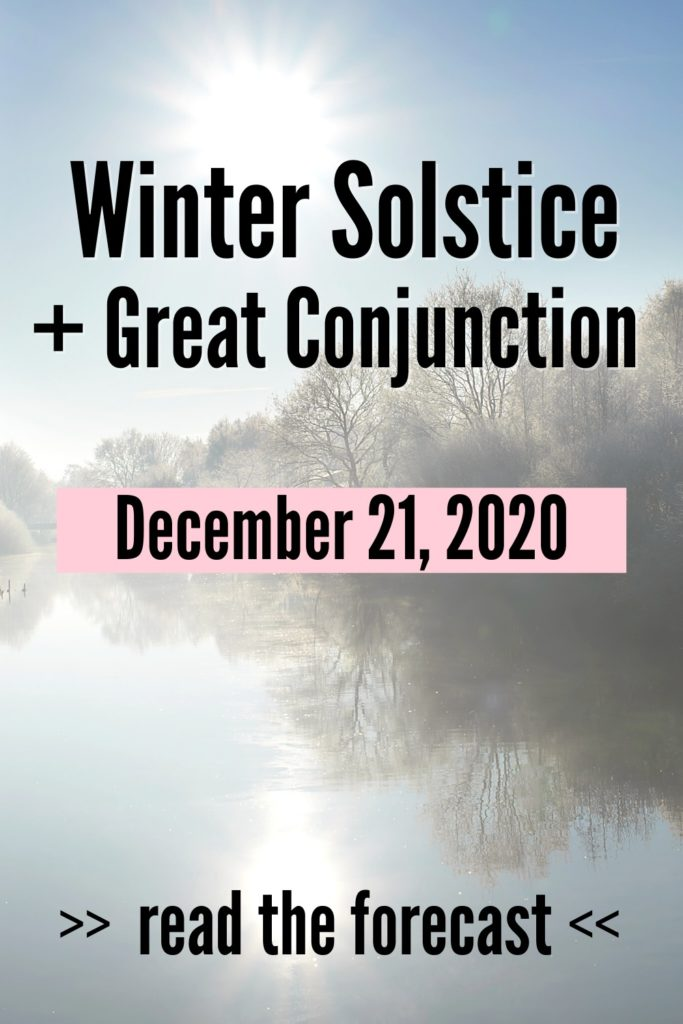 Winter Solstice December 21 2020