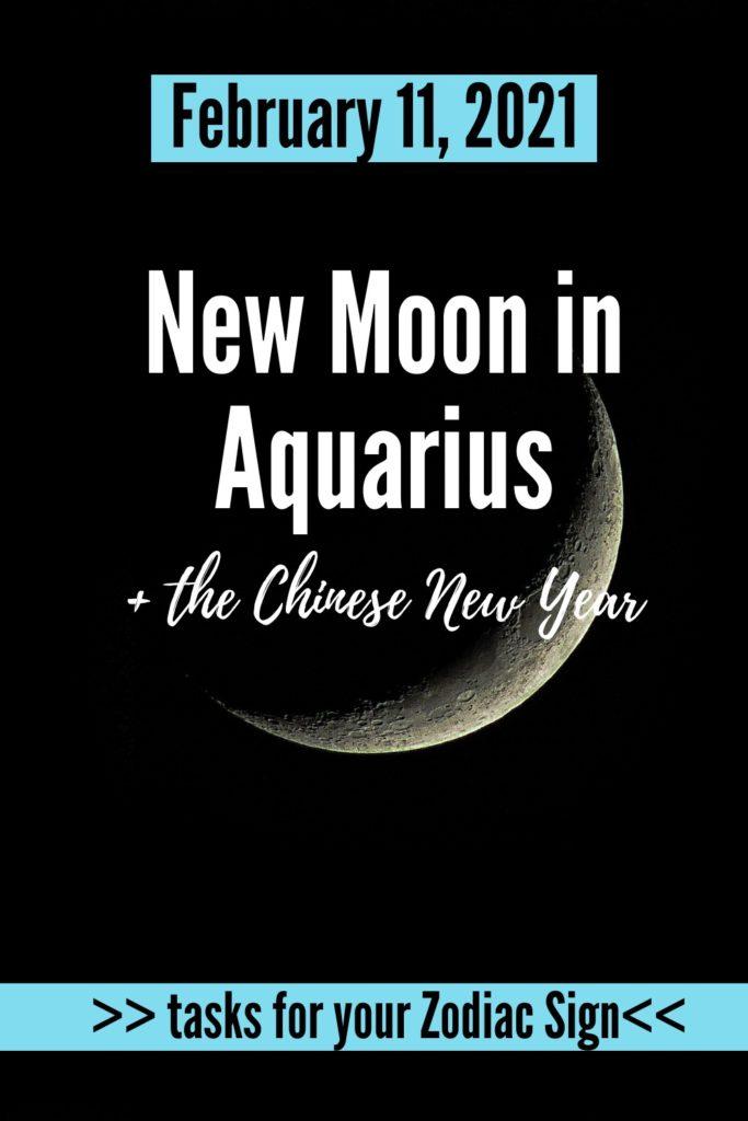 New Moon February 11 2021