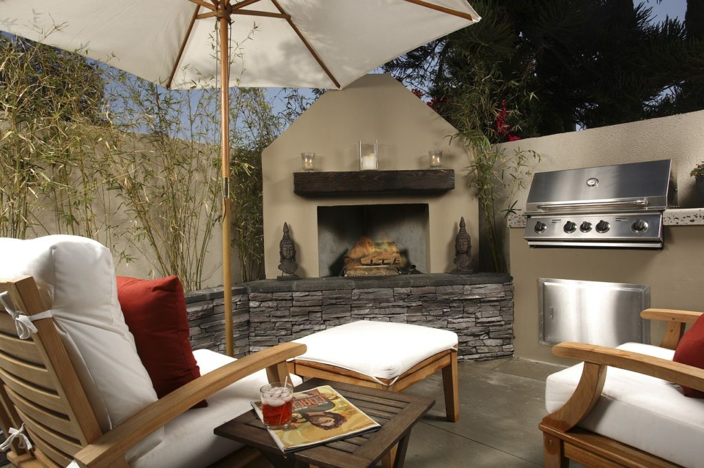 spruce up your patio